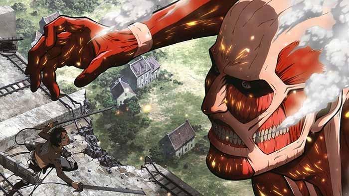 Colossal Titan, Ancaman Besar Umat Manusia