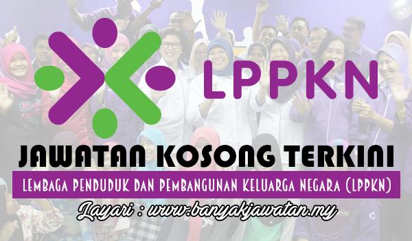 Jawatan Kosong 2017 di Lembaga Penduduk dan Pembangunan Keluarga Negara (LPPKN) www.banyakjawatan.my