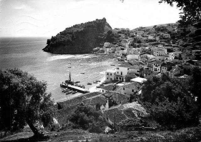 Φωτογραφίες της Πάργας πριν την επέλαση του τουρισμού