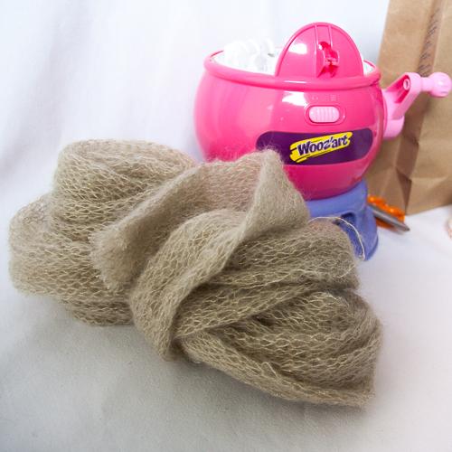 machine à tricoter wooz'art