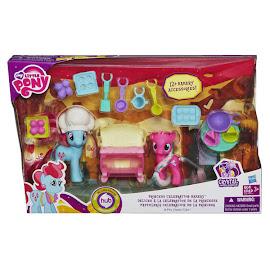 My Little Pony Princess Celebration Bakery Mrs. Dazzle Cake Brushable Pony