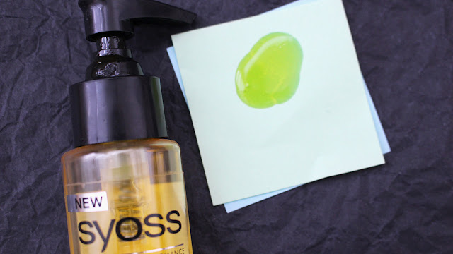 Syoss complete repair and beauty elixir