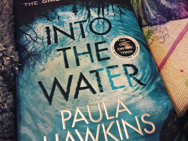 July Reads: Into The Water by Paula Hawkins