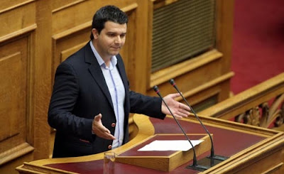 Η ομιλία Κάτση στην Βουλή στο Σ/Ν για τις συνταξιοδοτικές ρυθμίσεις Δημοσίου και λοιπές ασφαλιστικές διατάξεις (ΒΙΝΤΕΟ)