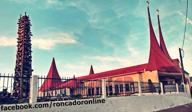 Roncador: Tudo pronto para a 72ª Festa de São Pedro