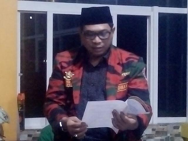 Penyerahan SK Kareteker Muscab Baladhika Karya Kota Malang