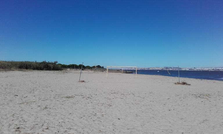 Campo Futebol Praia Samouco