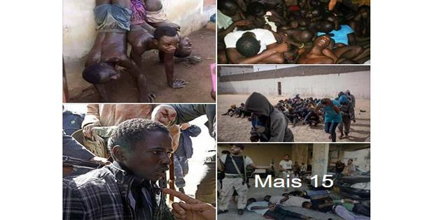 A verdade sobre as fotos do Leilão de escravos na Líbia