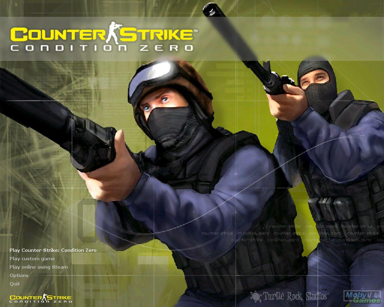 Download Game Counter Strike Condition Zero Full Version Latest Free