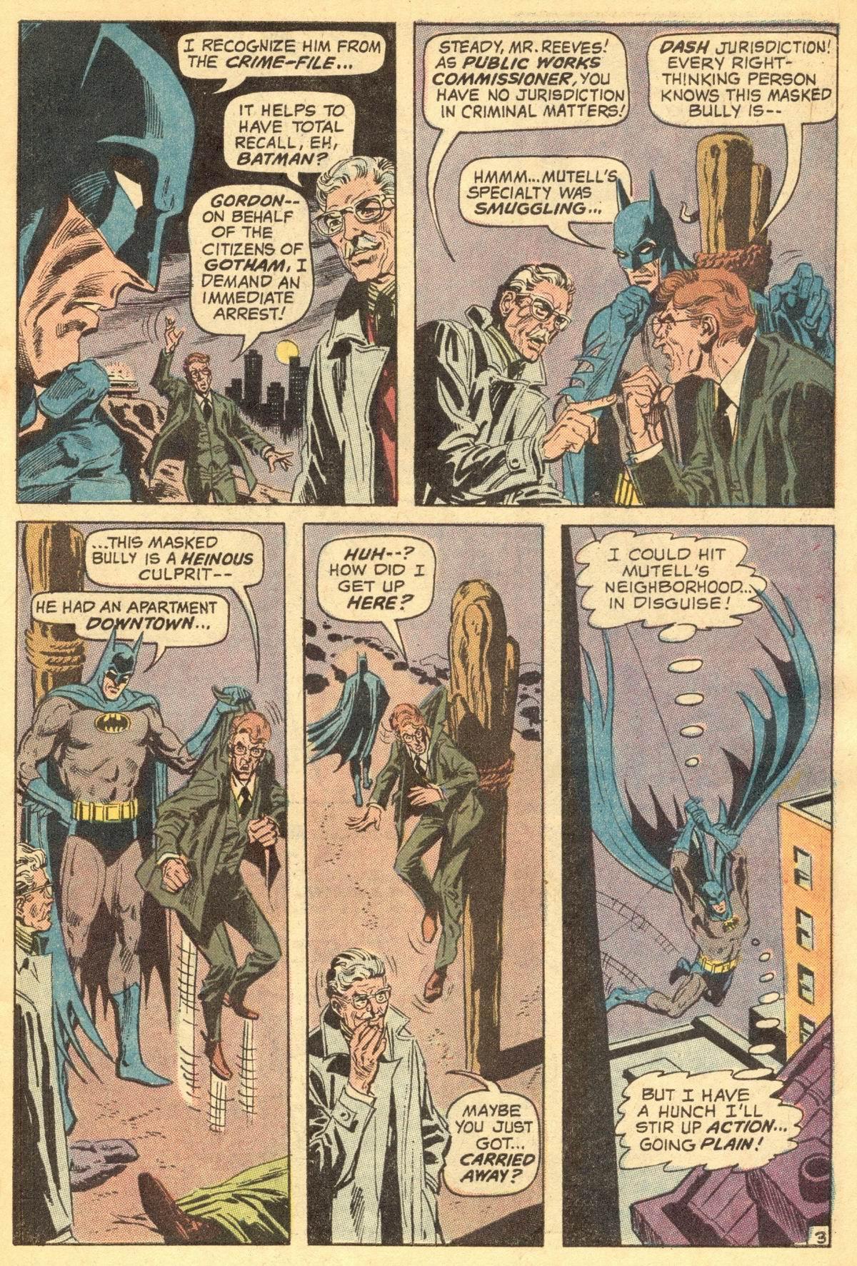 Detective Comics (1937) 419 Page 4