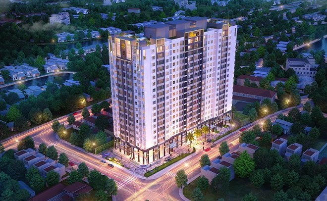 Chung cư One18 Long Biên