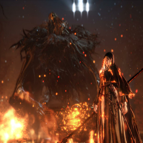 Ariandel Dark Souls 3 Wallpaper Engine