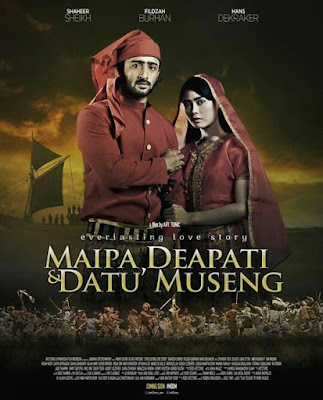 Sinopsis Film Maipa Deapati & Datu' Museng