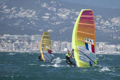 Trophée Sofia à Palma, résultats des Français, Louis Giard 2e