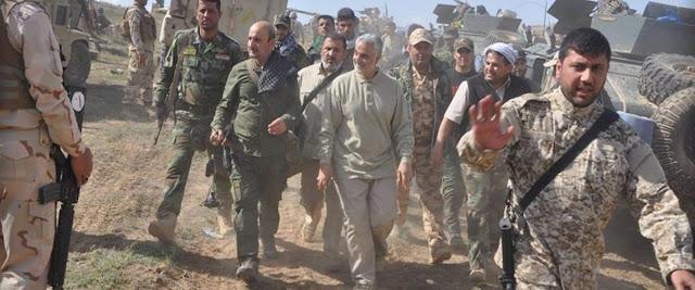 Komandan Garda Revolusi Iran