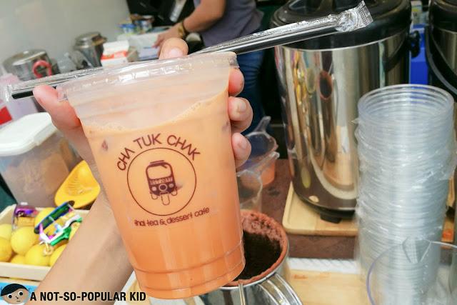 Cha Yen Thai Tea of Cha Tuk Chak