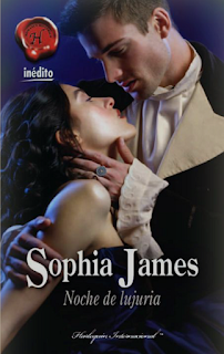 Sophia James - Noche De Lujuria