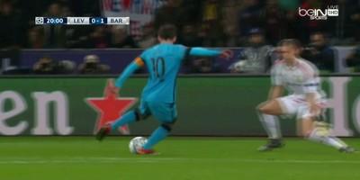 UEFA Group E : Bayer Leverkusen 1 vs 1 Barcelona 09-12-2015