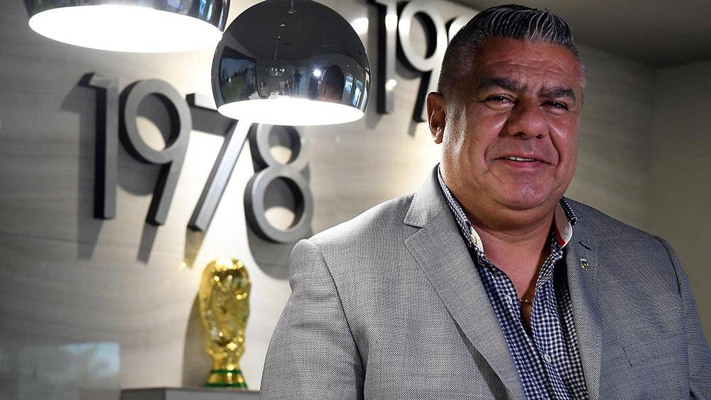 Tapia: Nosotros no manejamos los tiempos del regreso del fútbol