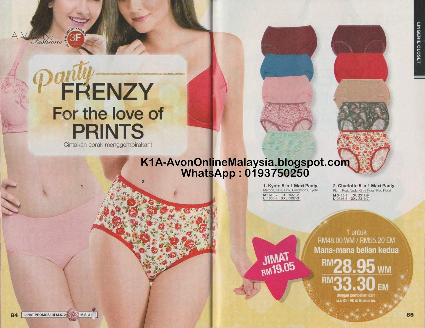 Buy AVON Online Malaysia