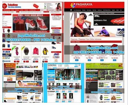 Kursus Membuat Toko Online Private Yogyakarta