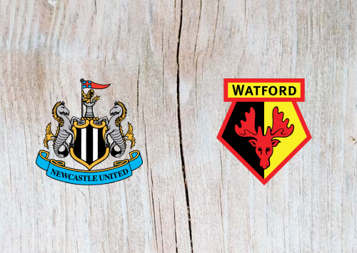 Newcastle United vs Watford - Highlights 26 January 2019