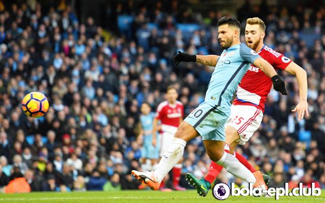 Highlight Manchester City 1 - 1 Middlesbrough 5 November 2016