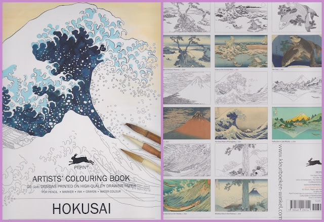 aquarel kleurboeken