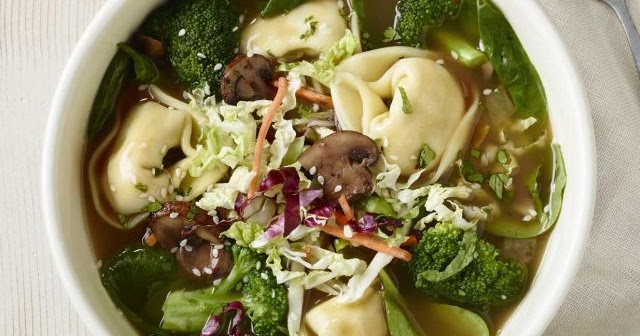 Panera S 2016 Winter Menu Includes New Wonton Broth Bowl
