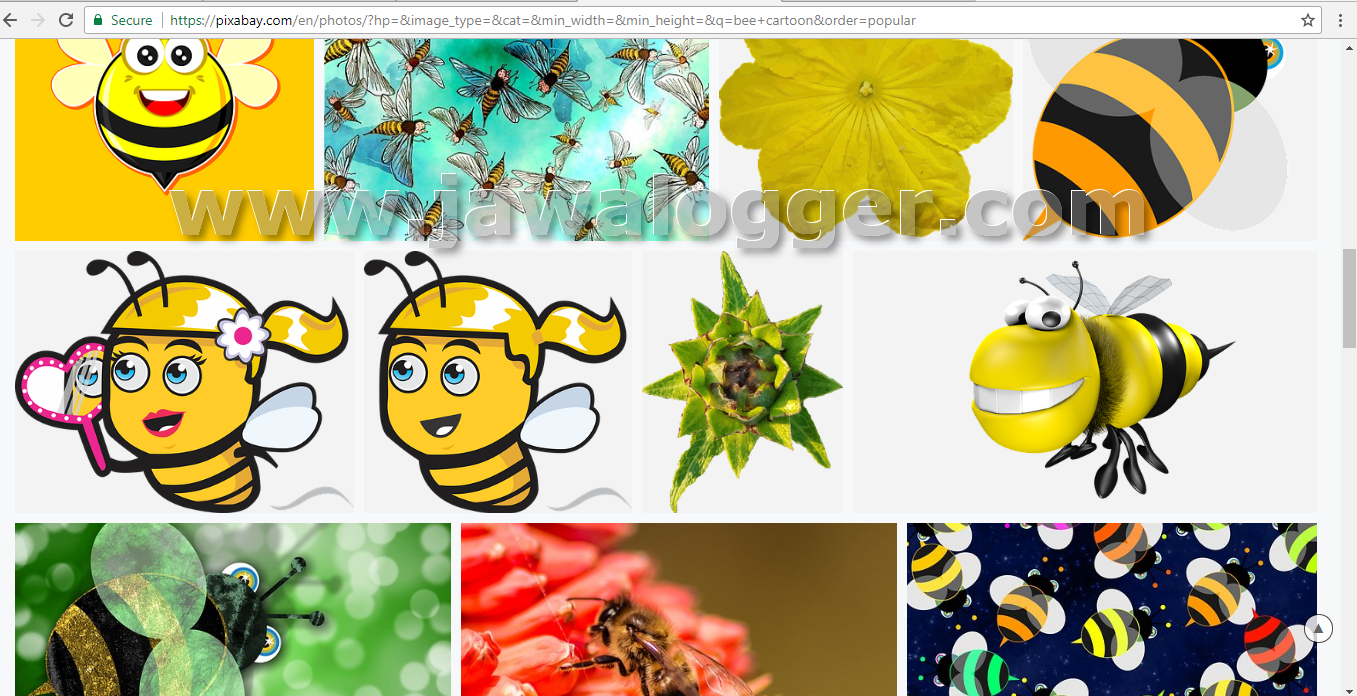 situs gambar gratis pixabay