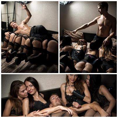 Noche ruso sexo
