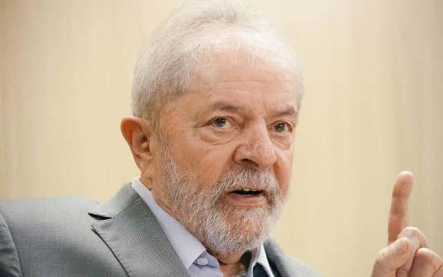 Assista a entrevista completa do ex-presidente Lula