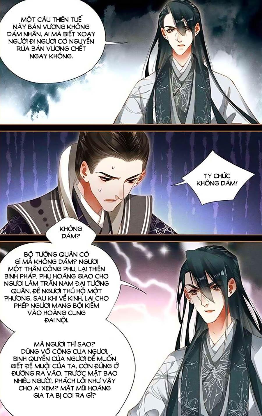 Thần Y Đích Nữ chap 279 - Trang 8