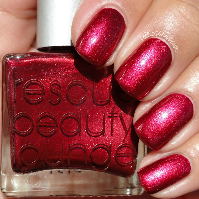 Rescue Beauty Lounge Sanguine