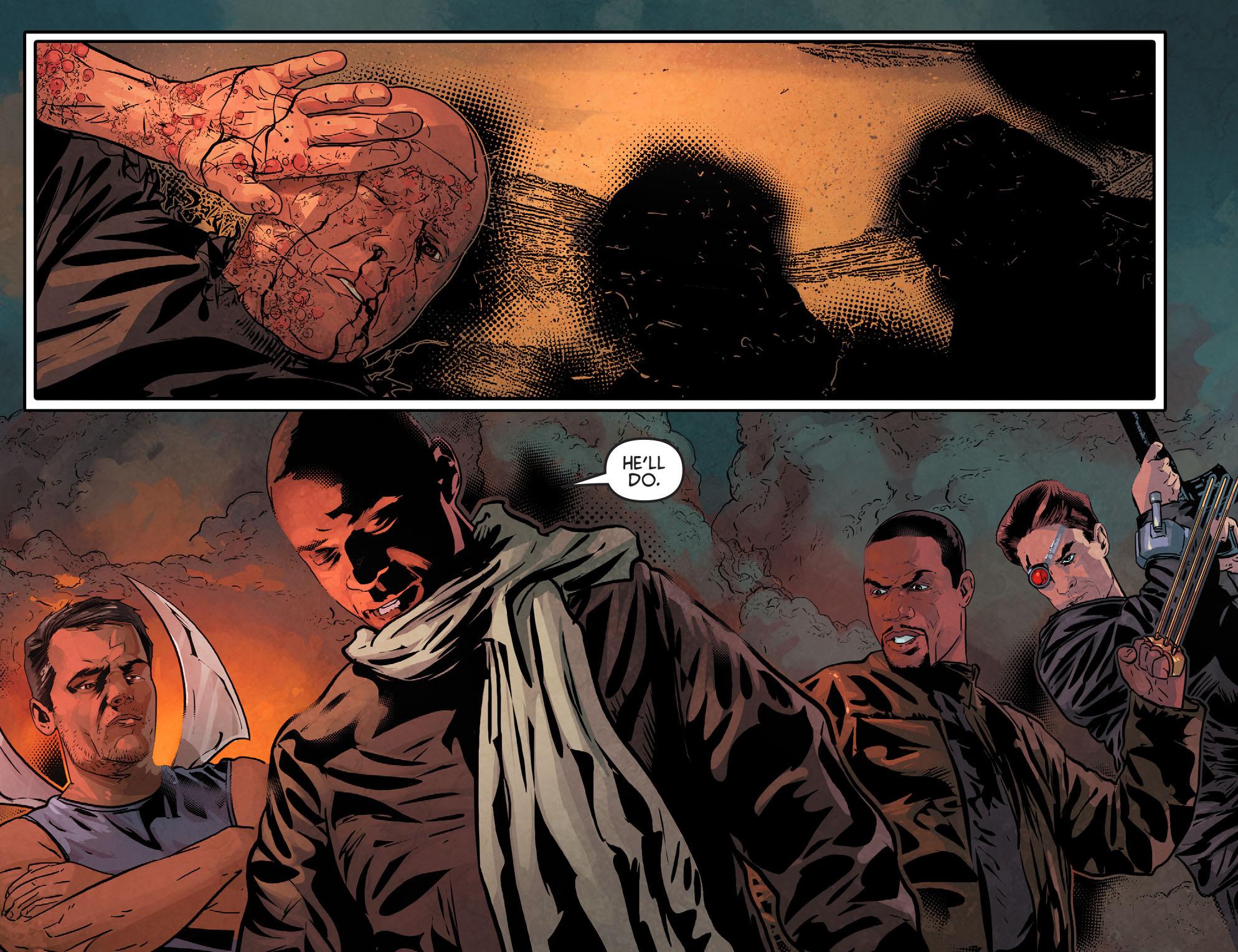 Read online Arrow: Season 2.5 [I] comic -  Issue #11 - 20