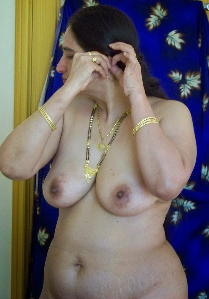 Old aunty nude photo