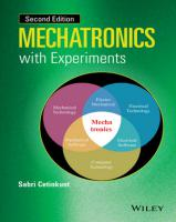 Mechatronics with Experiments 2da Ed