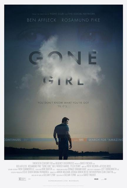 Gone Girl poster