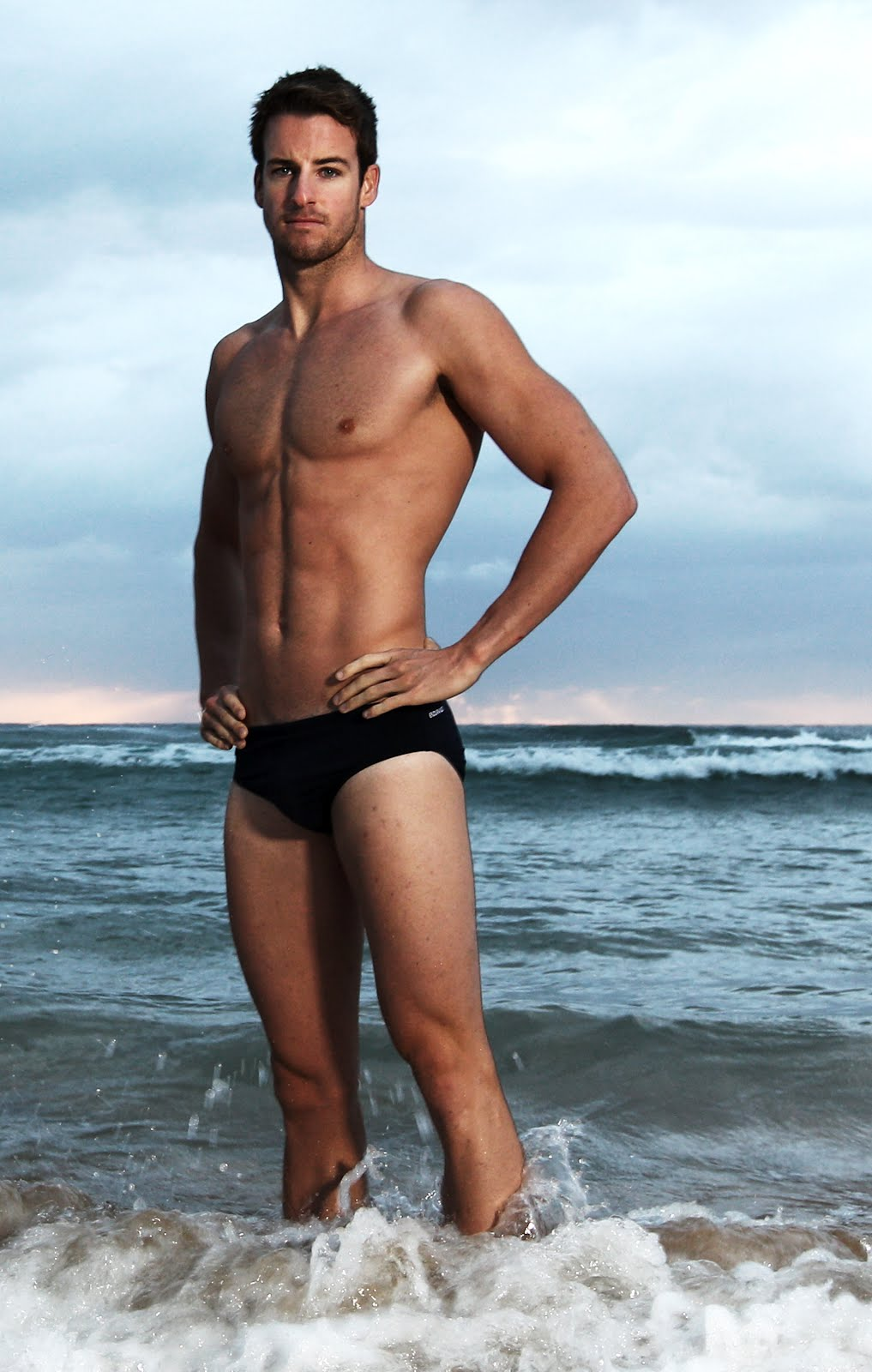 gay swimmer olympic