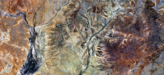 abstract landscapes of deserts bird's eye view,abstract photography the deserts of Australia from the air,