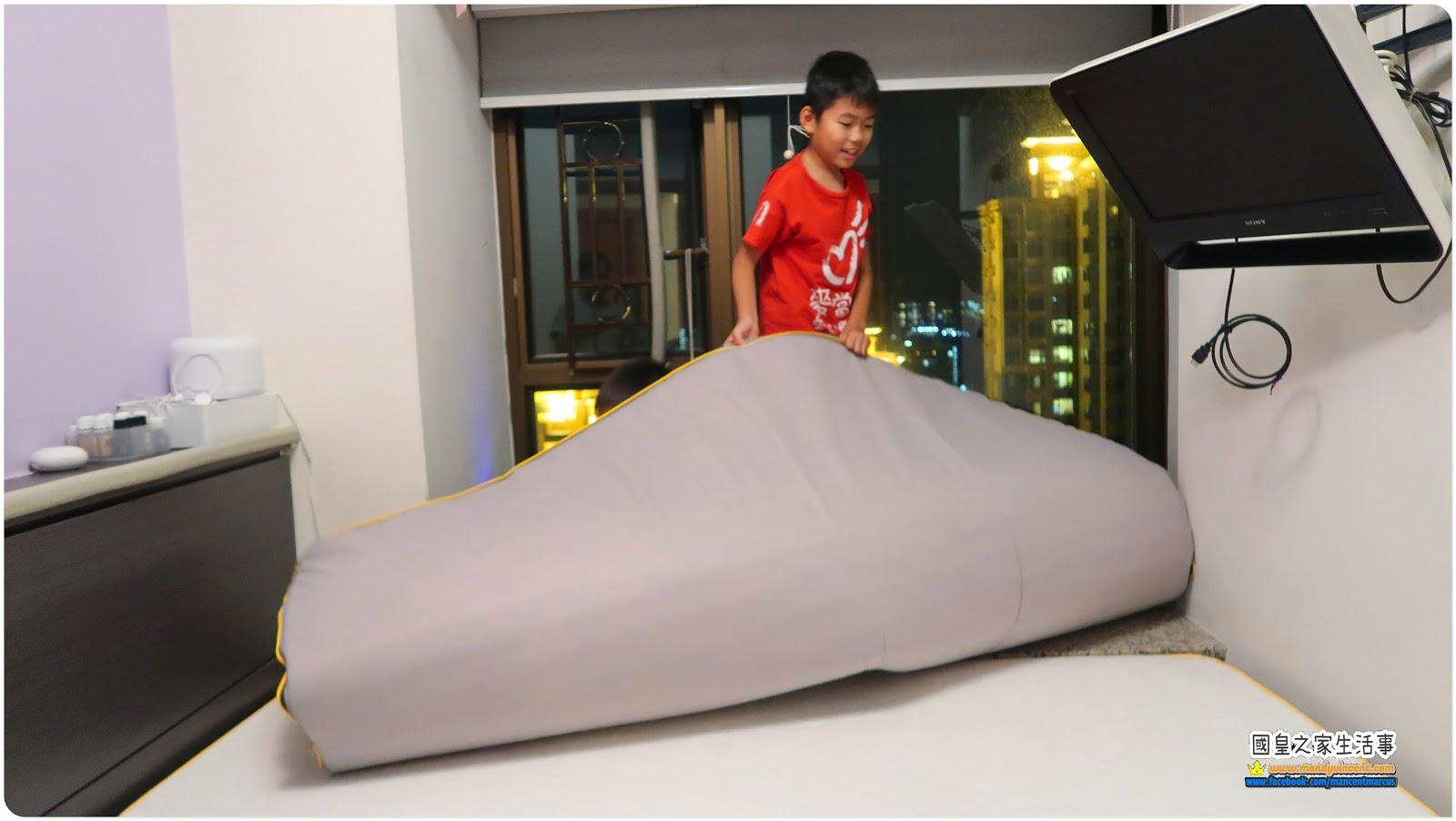 國皇的婚禮: Comma Sleep 床褥同床墊 (提供10年誠實保用) - 國皇之家首次瞓身推介