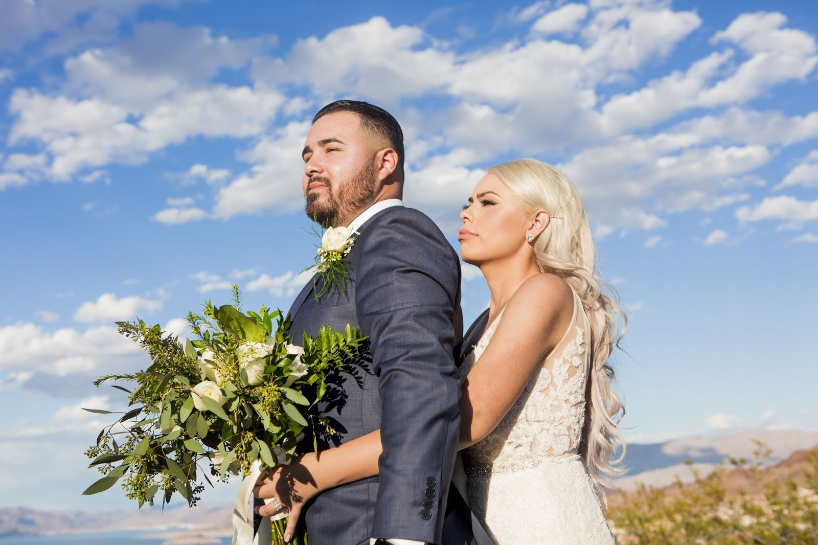 Michelle and carlos wedding