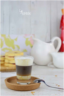 Café bombón en casa- Deliciosa manera de empezar el día...