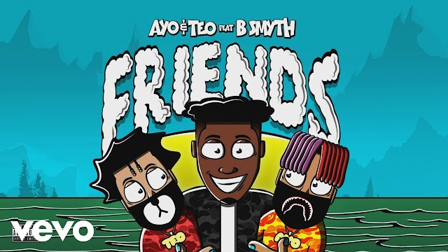 Ayo & Teo - Friends (Feat. B. Smyth) (Clean / Explicit) - Single