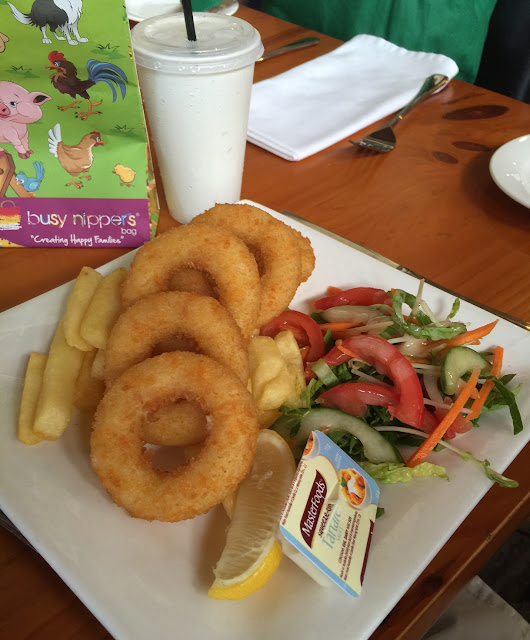 Hogan's, Wallan, kid's meal