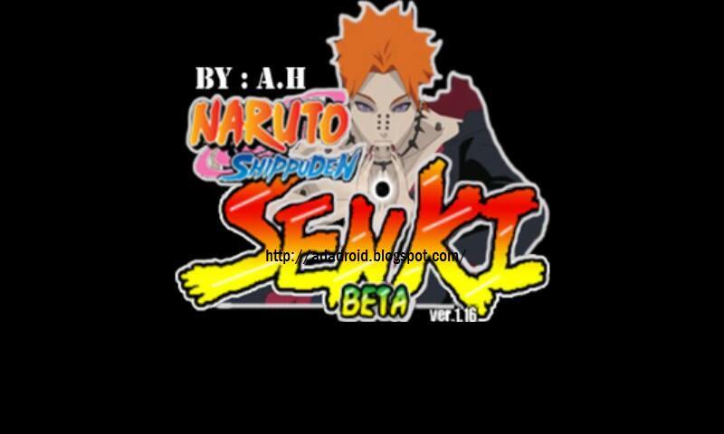 Naruto Senki Mod By Arif Apk Adadroid