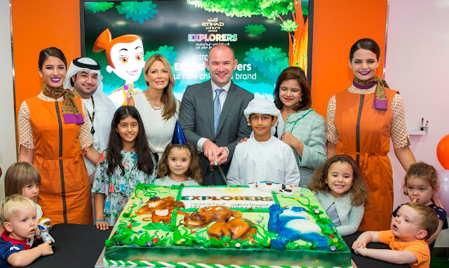 Etihad Airways launches new childrens activity packs for young explorers