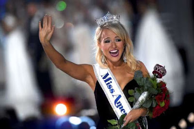 Miss Arkansas wins Miss America 2016