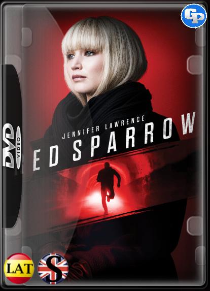 Operación Red Sparrow (2018) DVD5 LATINO/INGLES