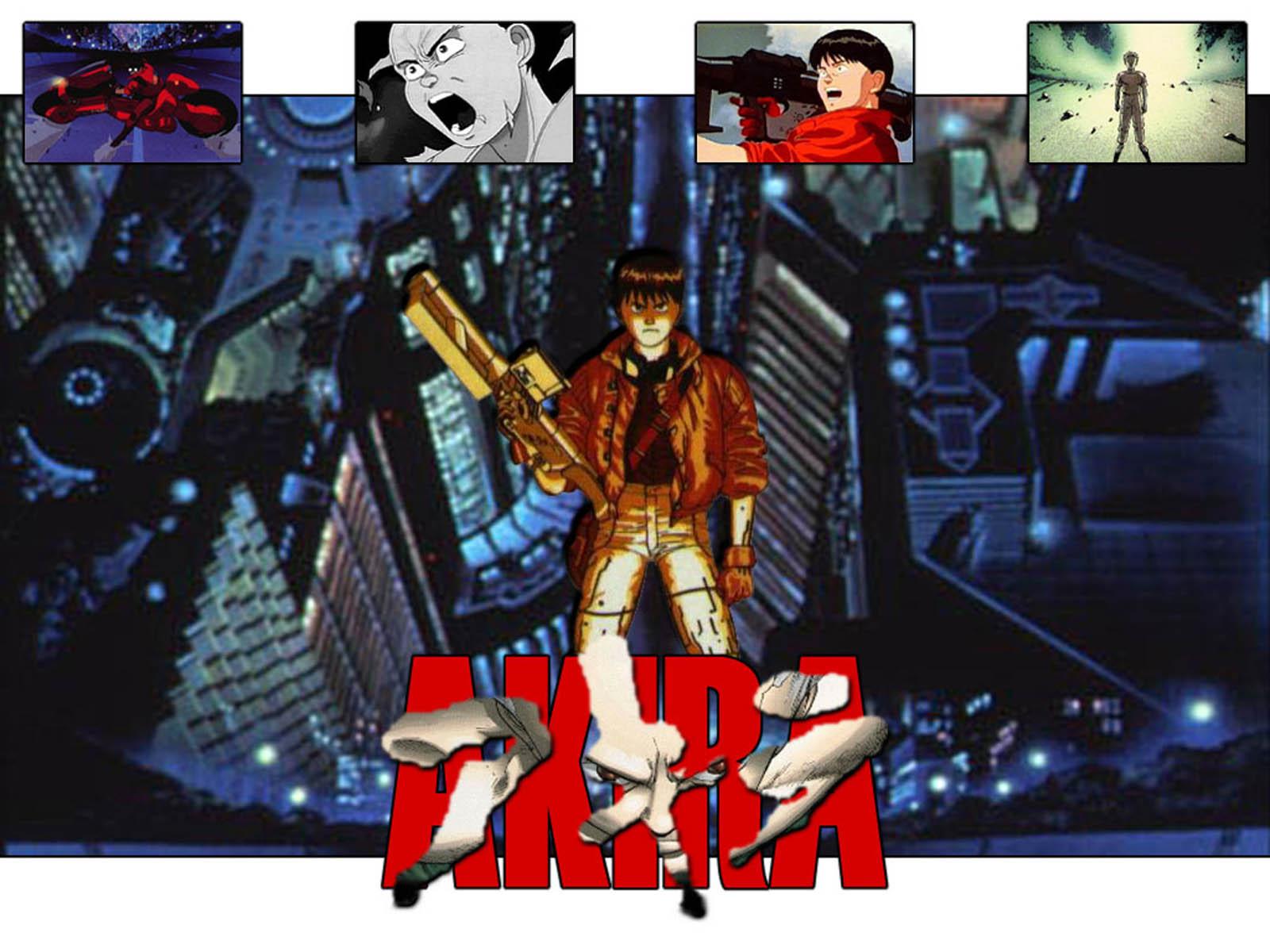 Wallpapers Akira Wallpapers